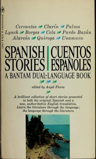 Spanish stories by Angel Flores
